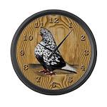 Flight Pigeon Clock Giant Clock