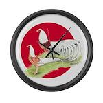 Japanese Yokohamas Giant Clock