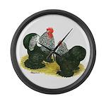 Birchen Cochins Giant Clock
