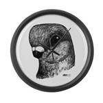 Stettiner Shortface Pigeon Giant Clock