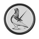 Ancient Shortface Pigeon Giant Clock