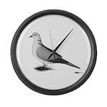 Ringneck Dove Standard Giant Clock
