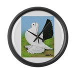 Russian Pigeon Giant Clock