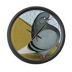 Barred Domestic Flight Giant Clock