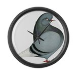 Blue PH Domestic Flight Giant Clock