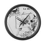 The Artist Giant Clock
