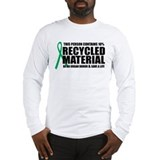 Organ Donor: Recycled Materia Long Sleeve T-Shirt