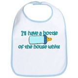 Bottle of the House White Bib