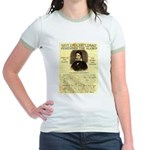 Davy Crockett Jr. Ringer T-Shirt