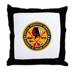 B.I.A. SWAT Throw Pillow
