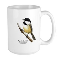 Black-Capped Chickadee Mug
