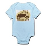 SUV Escape Pod Infant Bodysuit