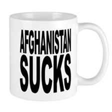 Afghanistan Sucks Mug