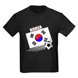 Korea Soccer Team T