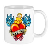 Vegan Heart mug