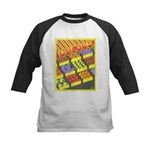 Fruit Store Kids Baseball Jersey