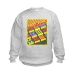 Fruit Store Kids Sweatshirt