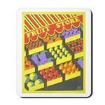 Fruit Store Mousepad