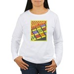 Fruit Store Women's Long Sleeve T-Shirt