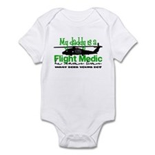 Unique My daddy my hero Infant Bodysuit