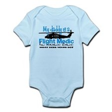 2-daddy fm blue Body Suit