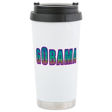 GObama Ceramic Travel Mug