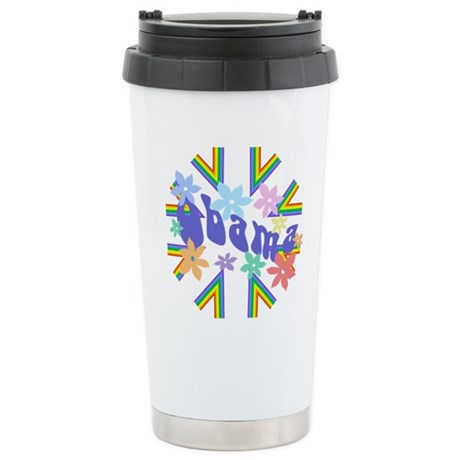 Obama Ceramic Travel Mug