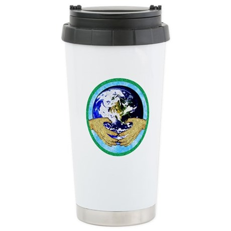 Precious Earth Ceramic Travel Mug