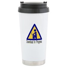 Crappy Download Ceramic Travel Mug