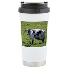 World Cow Ceramic Travel Mug