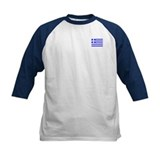 Flag of Greece 6 Tee
