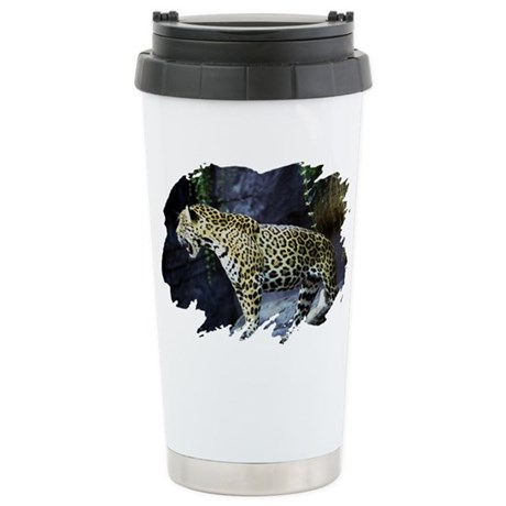 Jaguar Ceramic Travel Mug