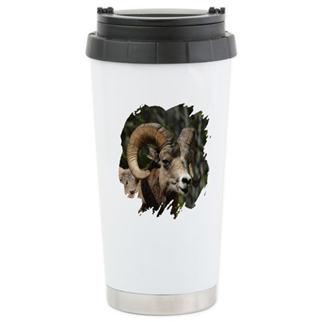 Bighorn Sheep - Ram Ceramic Travel Mug