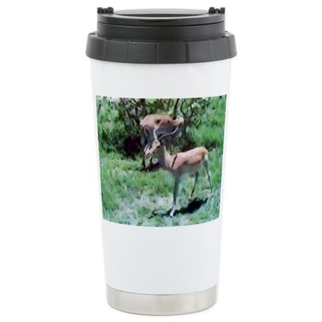 Gazelle Ceramic Travel Mug