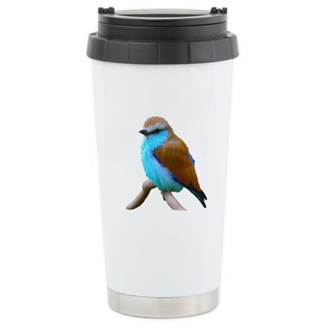 Bluebird Ceramic Travel Mug