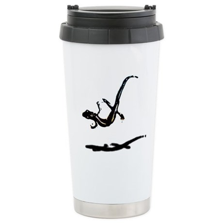 Gecko Ceramic Travel Mug