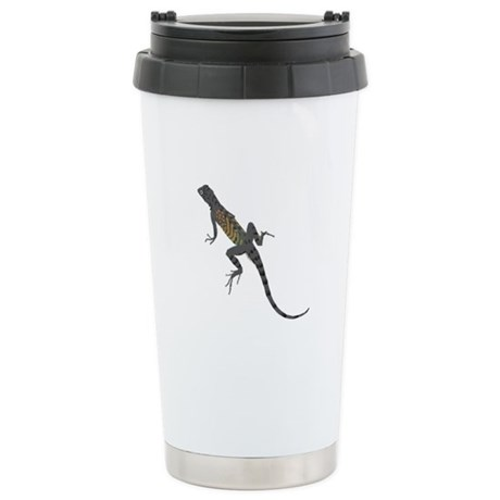 Lizard Ceramic Travel Mug