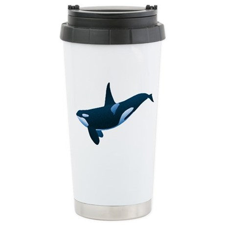 Orca Ceramic Travel Mug