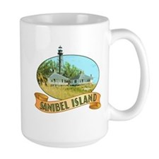 Sanibel Lighthouse - Mug