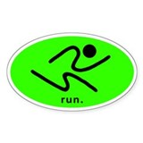 iRun2 Sticker (GB)