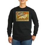 Century Magazine Long Sleeve Dark T-Shirt