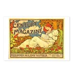 Century Magazine Postcards (Package of 8)