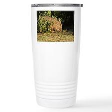 Wombat Stainless Steel Travel Mug