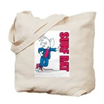 SURF RAT Tote Bag