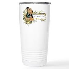 Vintage Welsh Terrier Travel Mug