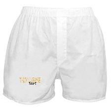 Thick Cheese Boxer Shorts
