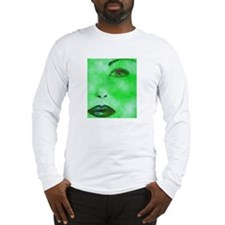 Green w/Envy Long Sleeve T-Shirt