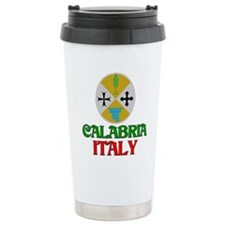 Calabria Ceramic Travel Mug