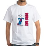 SURF RAT White T-Shirt