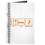 Eat Sleep Hammer Throw Journal